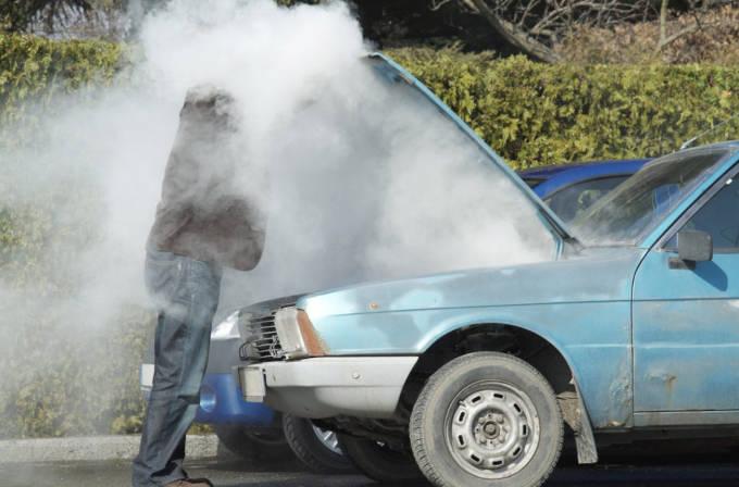 Car Radiator Health