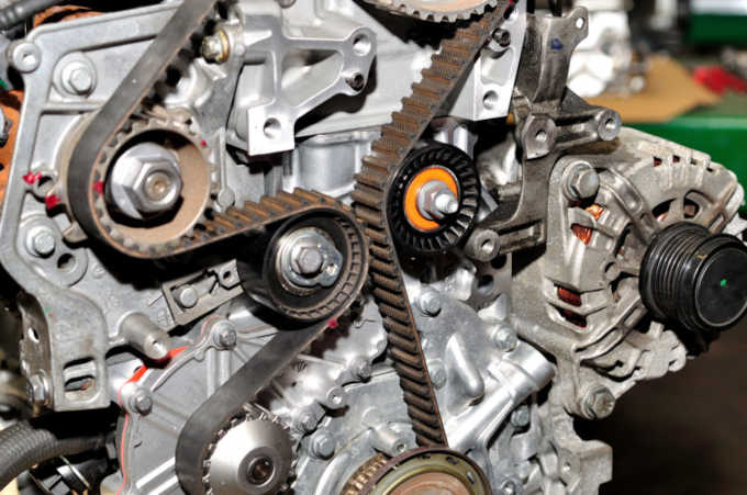 Warning Signs Your Timing Belt Is Failing
