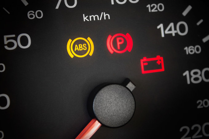 ABS and Traction Control Light On?