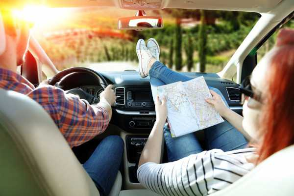 Prepare Your Car for Warm Weather with This Road Trip Checklist