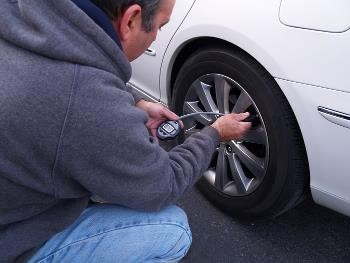 Don't Put Yourself in Harm's Way: Why You Should Check Your Tire Pressure Regularly