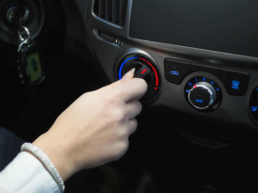 Is Your Vehicle Blowing Cold Air in Winter?