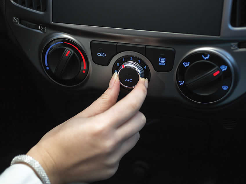 Common Vehicle Air Conditioning Issues