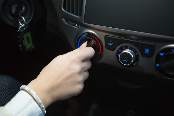 Does Your Car Blow Cold Air in the Winter?