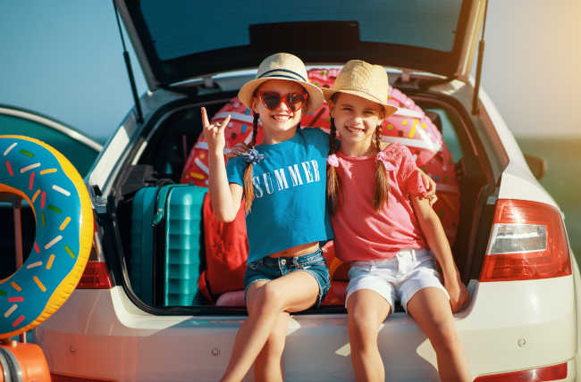 5 Summer Fun Driving Tips and Practices