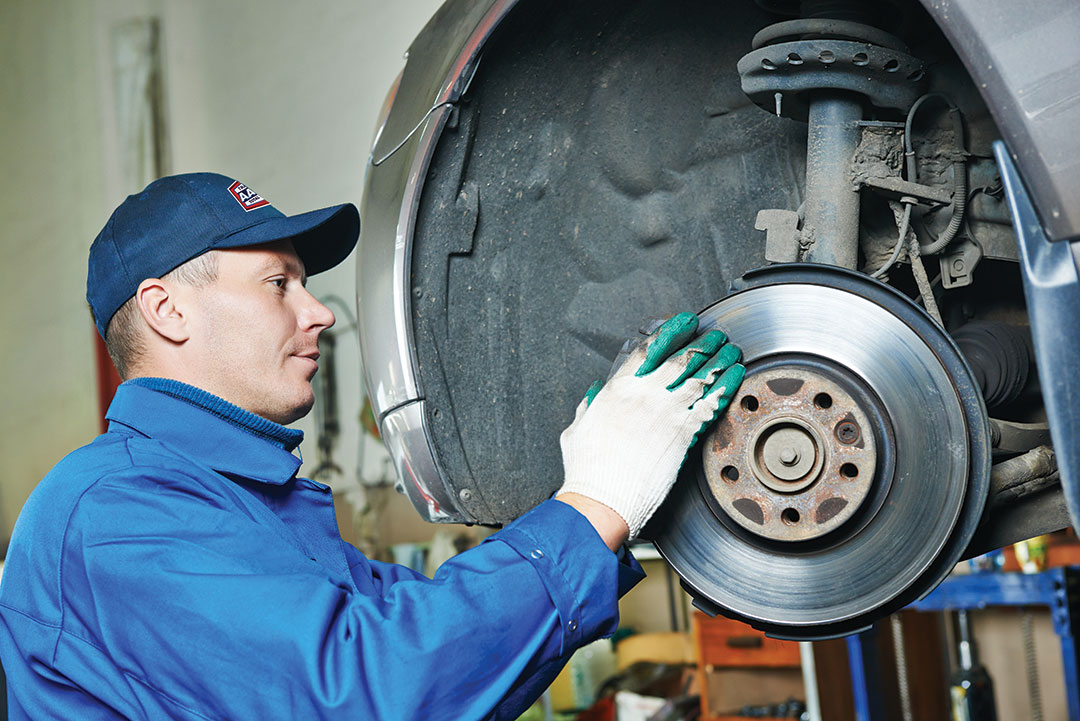 Are Your Vehicle's Rotors Warped?