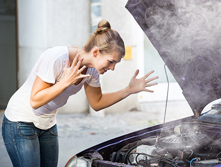 All Hot and Bothered? How to Keep Your Cool When Your Car Overheats