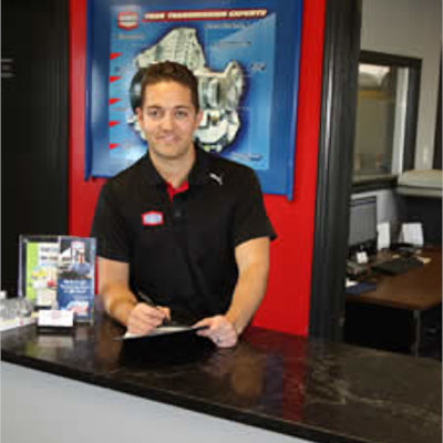 Jordan Peever Owner AAMCO Point Pleasant