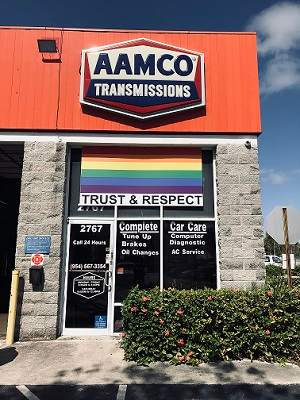 AAMCO Fort Lauderdale, FL - Trust and Respect