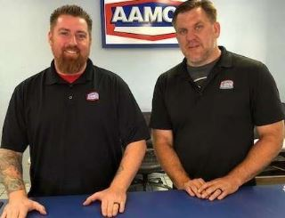 AAMCO-Mesa - Service Managers Nick and Tony