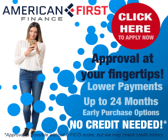 AmericanFirst Financing Available