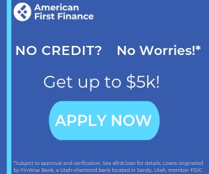 American First Finance - Apply Now