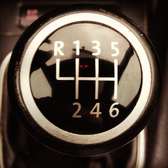 5 speed manual