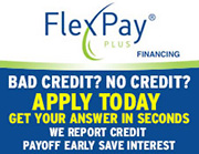 Flex Pay Financing