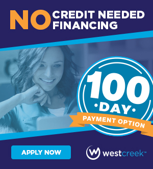 Financing - West Creek- AAMCO Rochester East