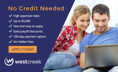WestCreek Finance - Apply Now
