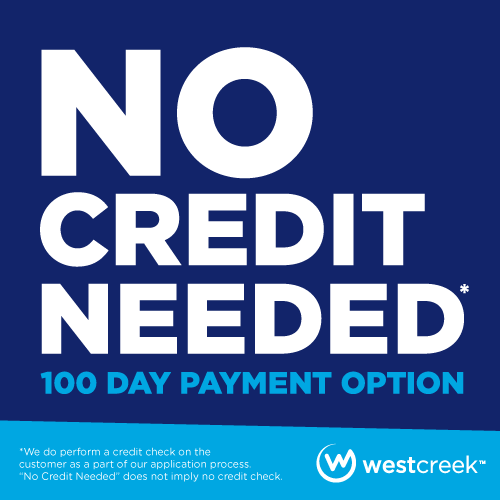 West Creek Finance -  Call for details