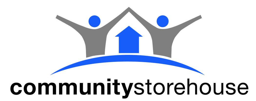 Community Store House Logo