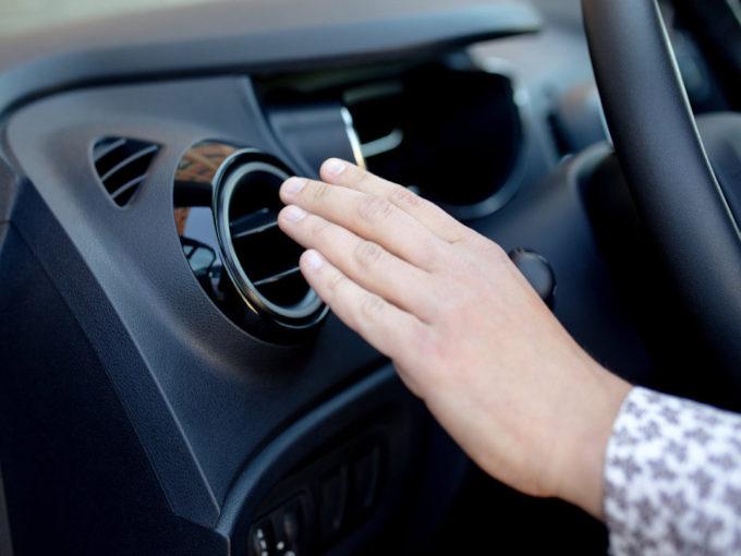 Car AC Cooling