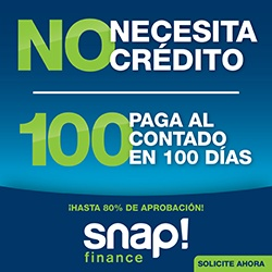 Snap Financing - Spanish