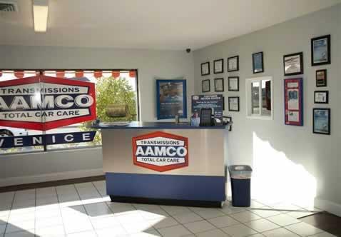 AAMCO Venice, FL interior